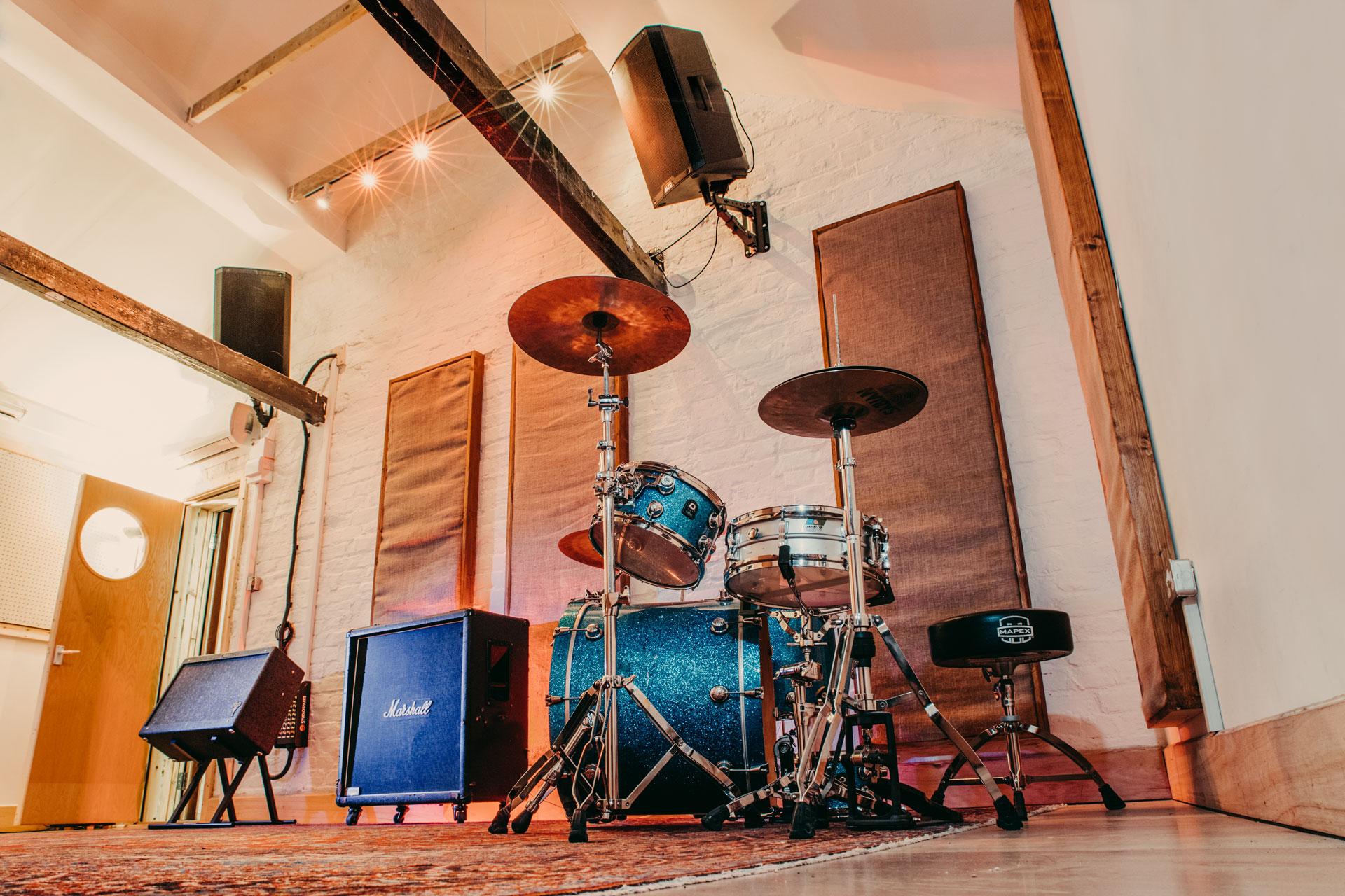 Recording And Rehearsal Studio Southsea Sound Hampshire Uk